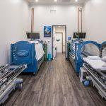 Hyperbaric-facility